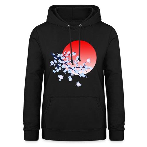 Cherry Blossom Festval Full Moon 4 - Frauen Hoodie