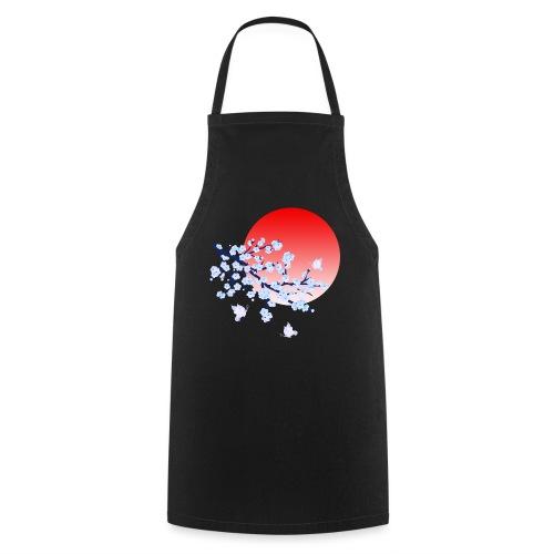 Cherry Blossom Festval Full Moon 4 - Kochschürze