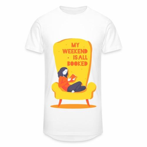 my weekend - Männer Urban Longshirt