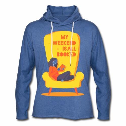 my weekend - Leichtes Kapuzensweatshirt Unisex