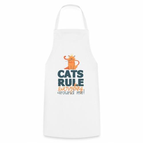 Cats Rule - Kochschürze