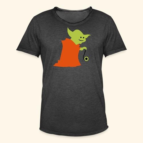 Master Yoyo - Männer Vintage T-Shirt