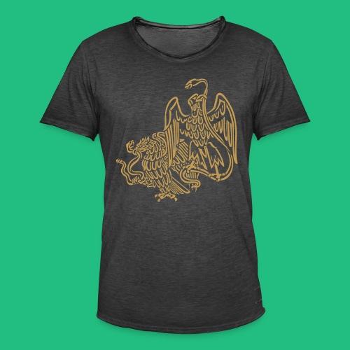 LEGION COULEUR  AIGLE CAMERONE - T-shirt vintage Homme