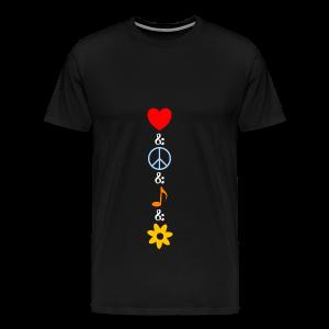 Love Peace Music Flower Hippie Summer