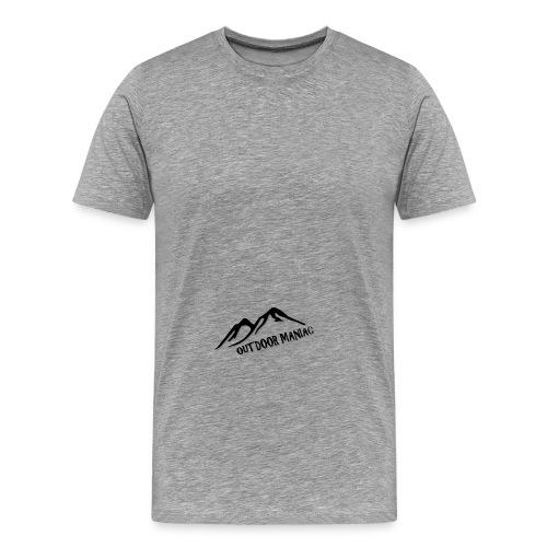 outdoor maniac - Men's Premium T-Shirt