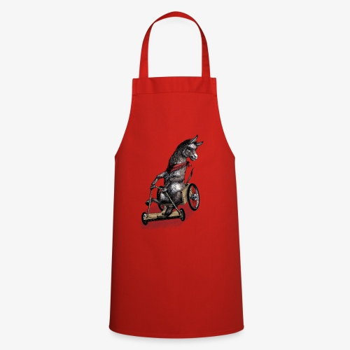 Donkey  and Cart - Cooking Apron