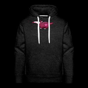 cloth bag anteater - Männer Premium Hoodie