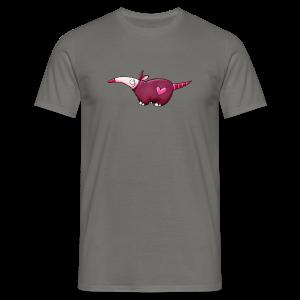 cloth bag anteater - Männer T-Shirt