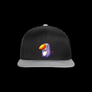 cloth bag penguin - Snapback Cap