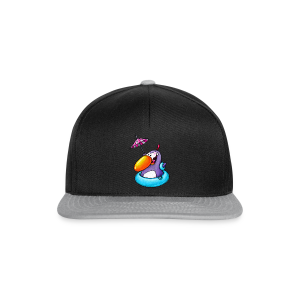 cloth bag penguin - Snapback Cap
