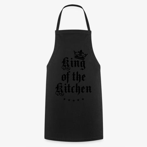 King of the Kitchen cook Koch Krone Crown T-Shirt 05 - Kochschürze