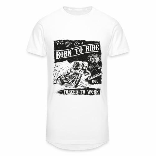 Born to Ride - Männer Urban Longshirt
