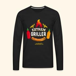 Cooles Grillshirt-Design Extremgriller