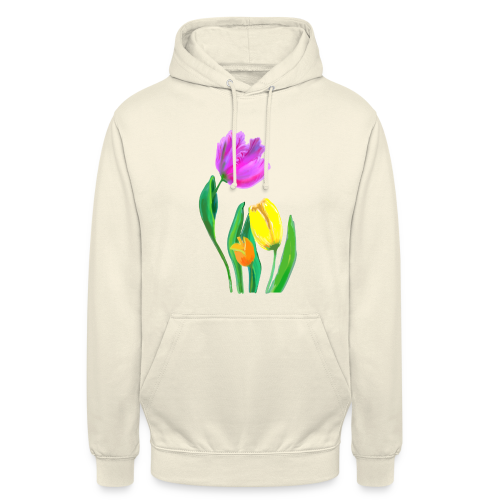 FrauenT-Shirt Tulpen - Unisex Hoodie