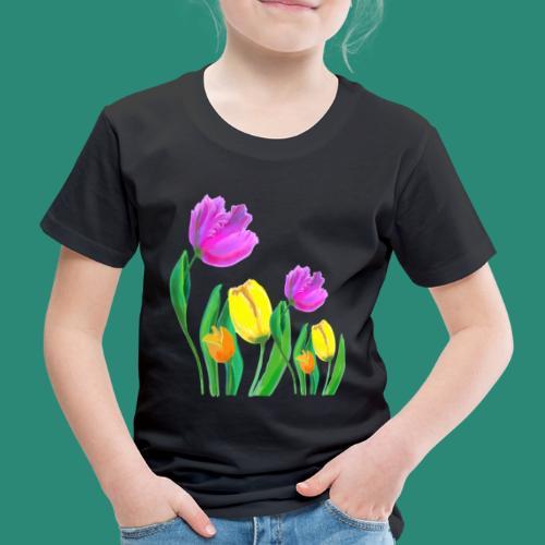 Mode mit Tulpen,Shirts und Tops und  Geschenke - Kinder Premium T-Shirt