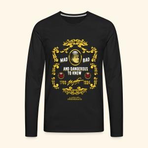 Cooles Zitate-Shirt Design Byron