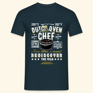 Cooles Grill Shirt Design Dutch Oven Chef
