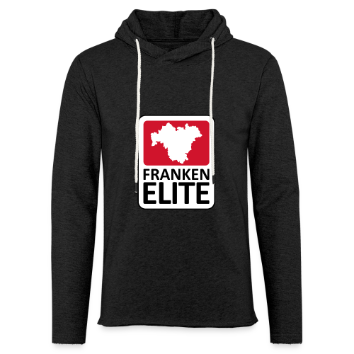 Franken Elite - Leichtes Kapuzensweatshirt Unisex