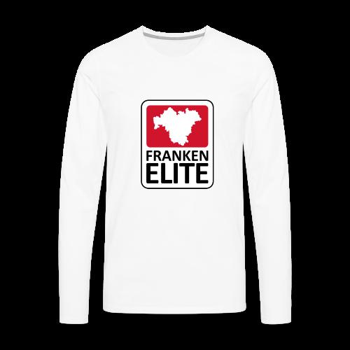 Franken Elite - Männer Premium Langarmshirt