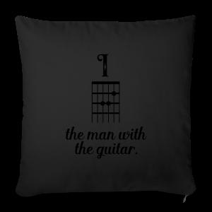 Musik Sprüche - Der Mann mit der Gitarre