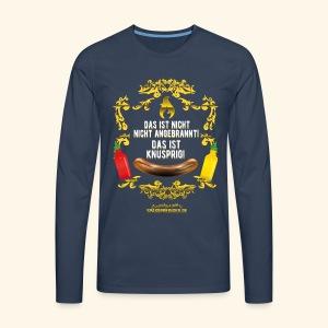 Grill Shirt Design nicht angebrannt