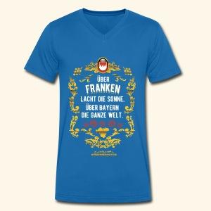 lustiges Sprüche-Shirt Franken