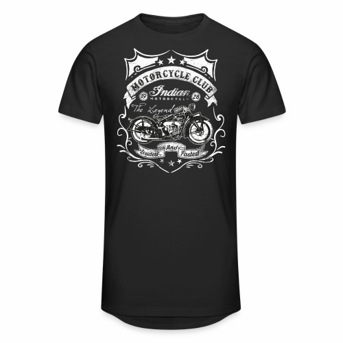 Motorcycle Club - Männer Urban Longshirt