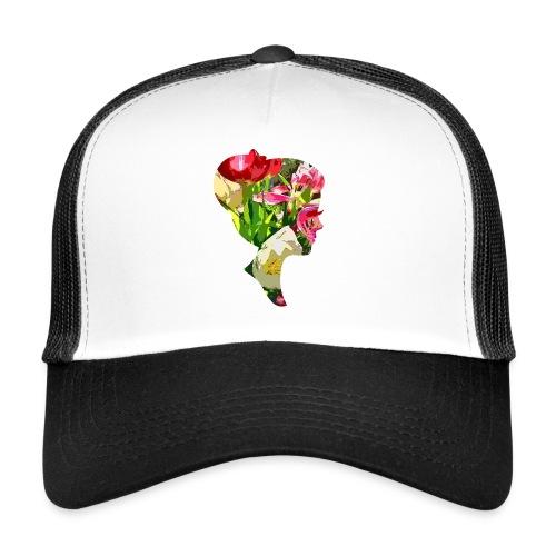 Tulpenpastrell- Dame - Trucker Cap