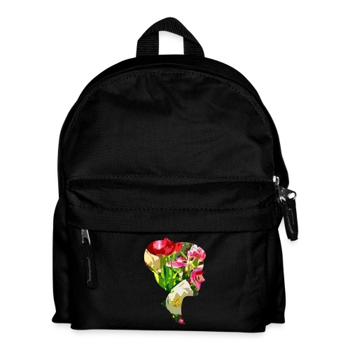 Tulpenpastrell- Dame - Kinder Rucksack