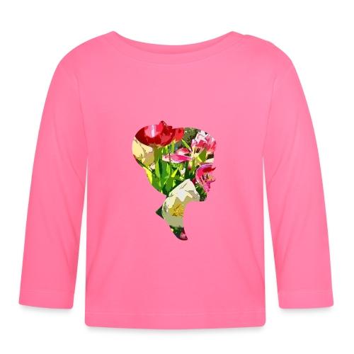Tulpenpastrell- Dame - Baby Langarmshirt