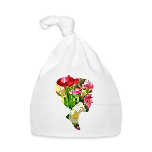 Tulpenpastell-Dame - Baby Mütze