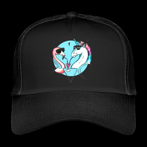Flamingo & Einhorn - Trucker Cap