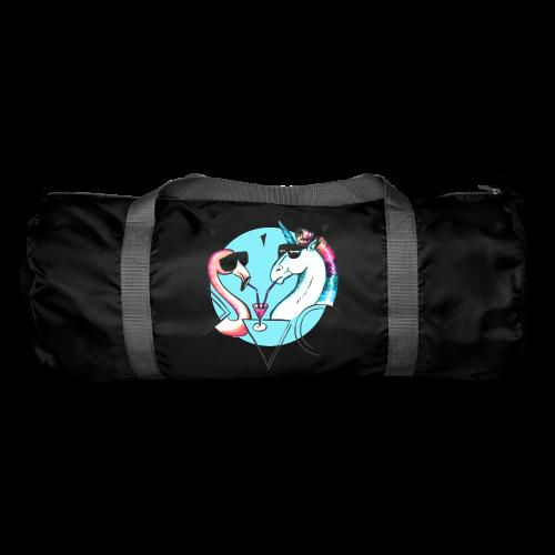 Flamingo & Einhorn - Sporttasche