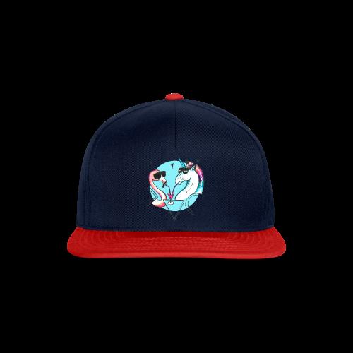 Flamingo & Einhorn - Snapback Cap