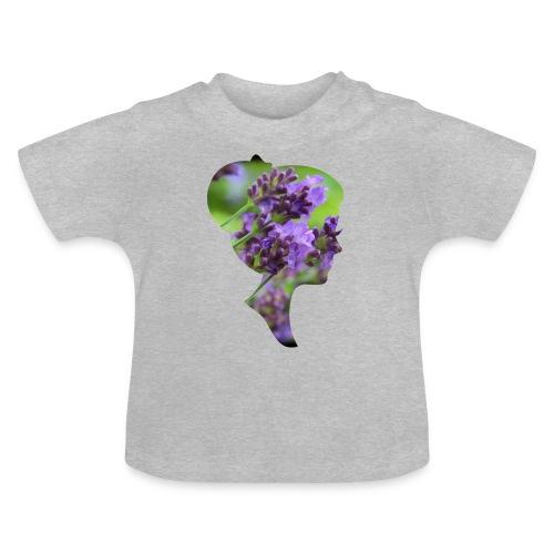 Lavendel-Dame - Baby T-Shirt