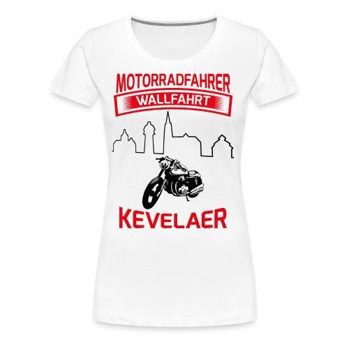 MoWa 04 - Frauen Premium T-Shirt