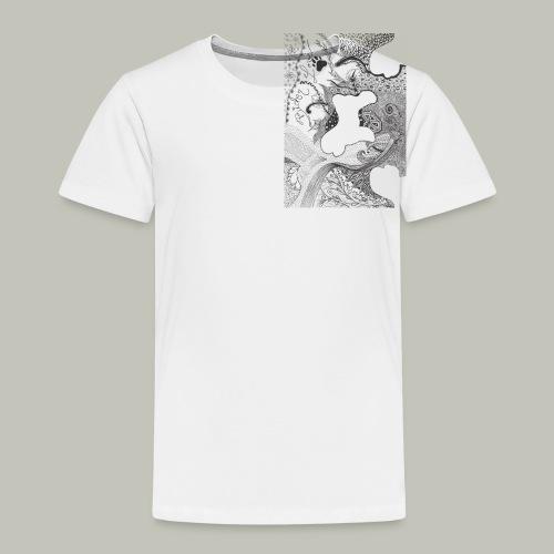 Buttons - Kinder Premium T-Shirt