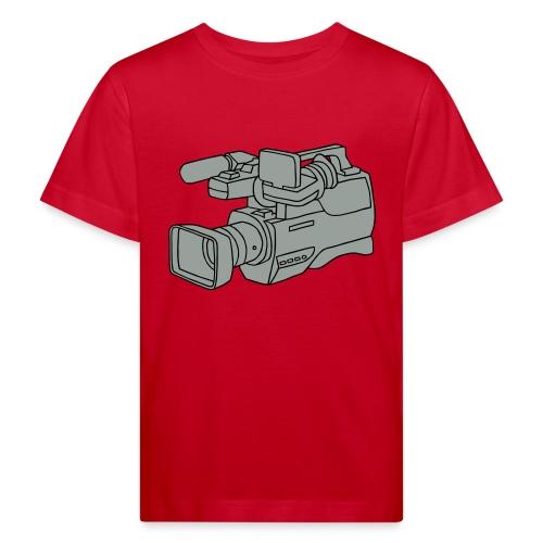 Videokamera 2 - Kinder Bio-T-Shirt