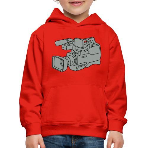 Videokamera 2 - Kinder Premium Hoodie