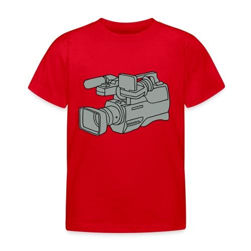 Videokamera 2 - Kinder T-Shirt