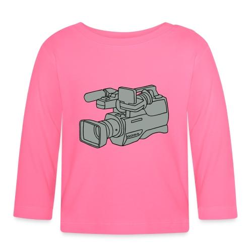 Videokamera 2 - Baby Langarmshirt