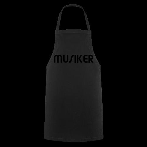 Shirt Musiker - Kochschürze