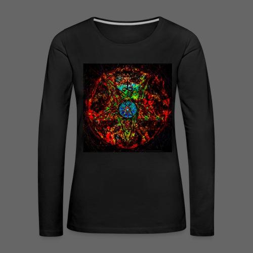PSX_20180329_191026 - Dame premium T-shirt med lange ærmer