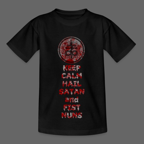 Keep Calm - Børne-T-shirt