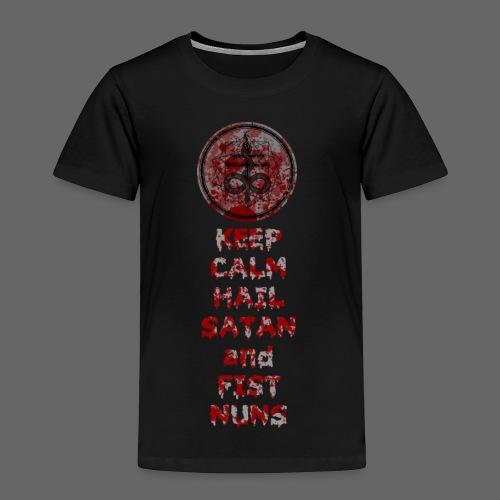 Keep Calm - Børne premium T-shirt