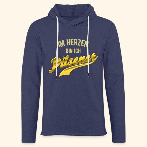 lustiges Bier-Shirt Pilsener - Leichtes Kapuzensweatshirt Unisex