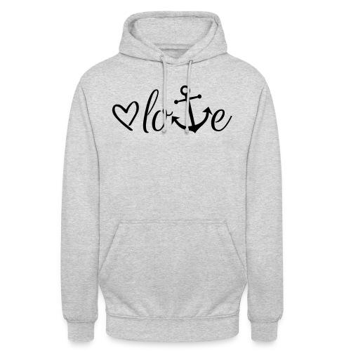 Anker Liebe Premium T-Shirt - Unisex Hoodie