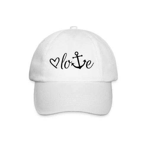 Anker Liebe Premium T-Shirt - Baseballkappe