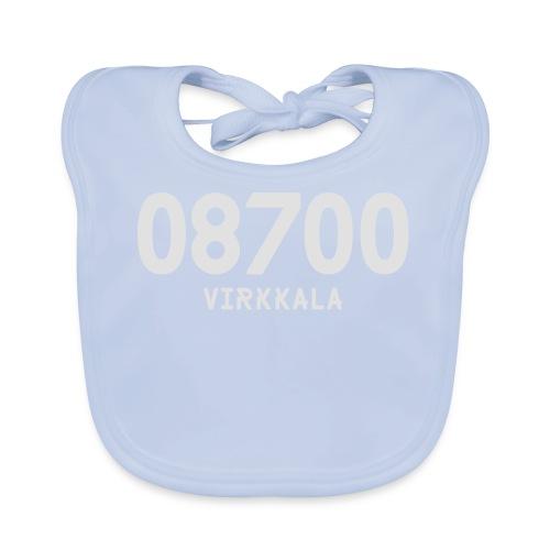 08700 VIRKKALA - Vauvan ruokalappu