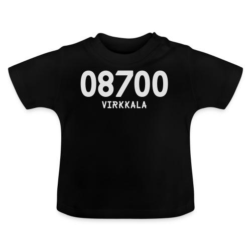 08700 VIRKKALA - Vauvan t-paita